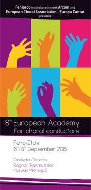 european academy for choral conductors