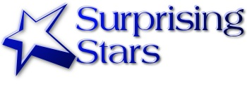 Logo Surprising star
